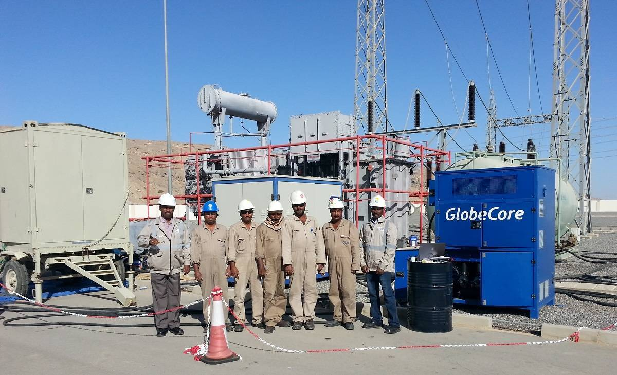 Mojave Heat Hot Air Drying Unit Commissioned in Oman