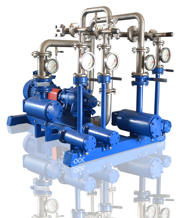 BLENDING SYSTEMS (HOMOGENIZERS)