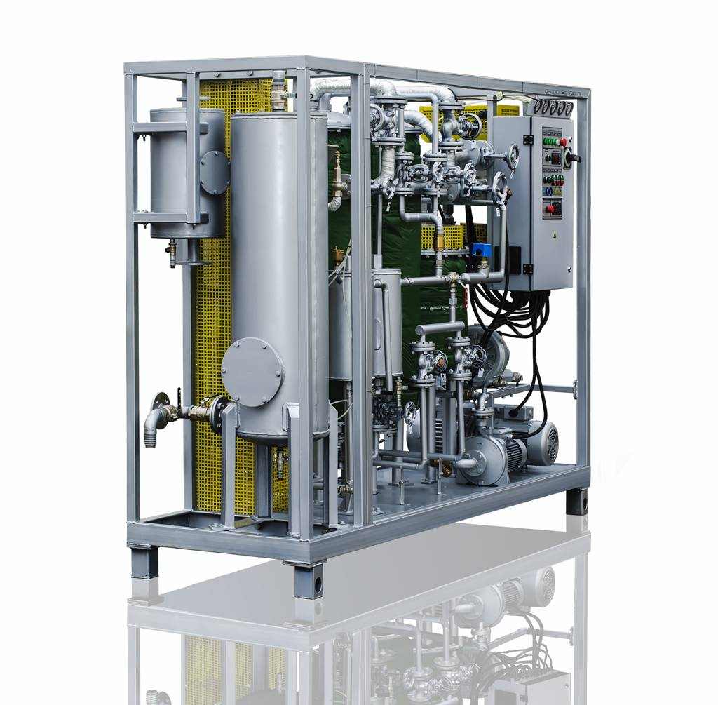 Zeolite & silicagel transformer oil regeneration plant CMM-Z (capacity 1700 – 5000 LPH)
