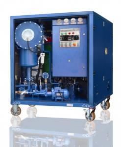 TRANSFORMER OIL DEGASSING PLANTS (capacity 1000 – 10 000 LPH)