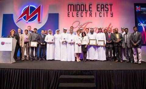 Photo report about Middle East Electricity Exhibition – 2013