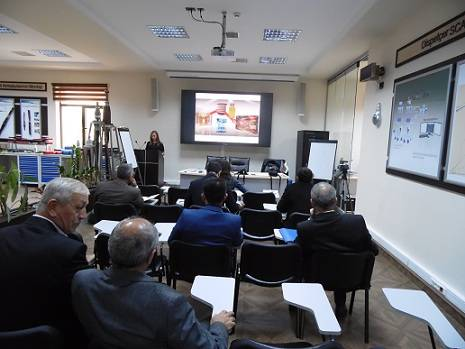 GlobeCore Equipment Presentations Held in Azerbaijan