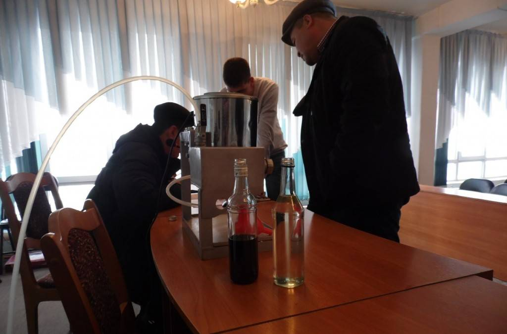 GlobeCore Presents Its Equipment in Kyrgyzstan