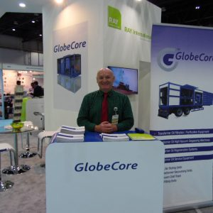 GlobeCore at the 18th WETEX 2016 international exhibition