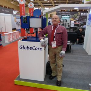 GlobeCore presented its equipment at Gulf Industry Fair 2017
